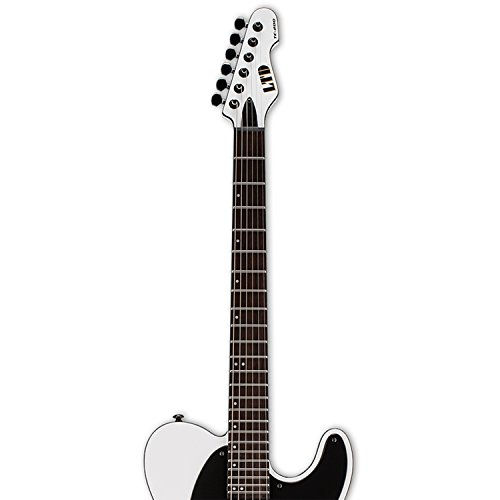 esp lte200rsw solid body electric guitar snow white buy online in uae electronics products. Black Bedroom Furniture Sets. Home Design Ideas