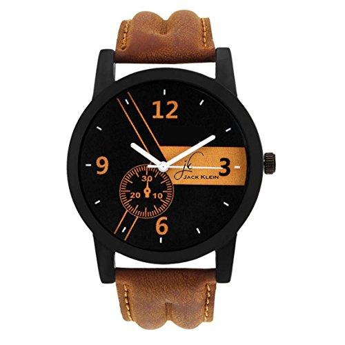 Jack Klein Elegant Analog Wrist Watch for Men