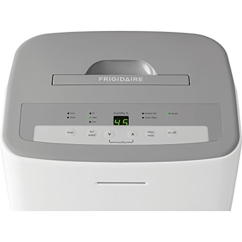 FFAD7033R1 Dehumidifier Frigidaire, 70 Pint, White - Energy Star Effortless Humidity Control (Complete Set) w/ Gift: Premium Microfiber Cleaner by Unknown (Image #5)