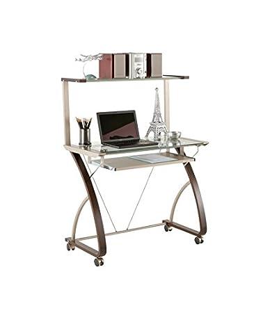 Merido Collection Computer Desk Modern Office Desks