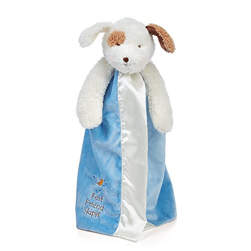 Bunnies By The Bay Best Friend Skipit Puppy Buddy Blanket, Salty -