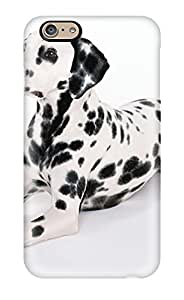 Sanp On Case Cover Protector For Iphone 6 (dalmatian)