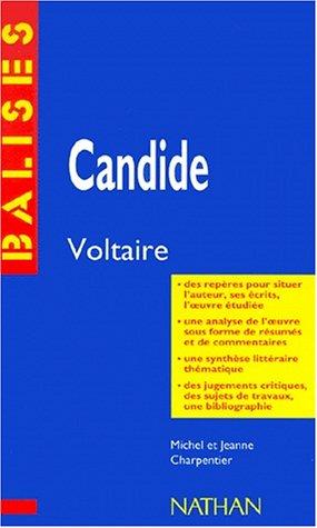 Candide, Voltaire : Résumé analytique, commentaire critique, documents complémentaires