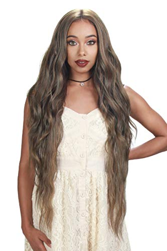 (Zury Sis Beyond Your Imagination Lace Front Wig BYD-LACE H LEAH (99J))