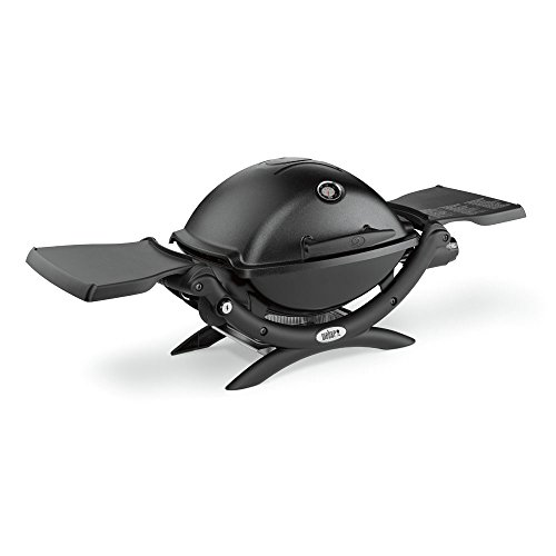 Weber 51010001 Q1200 Liquid Propane Grill, Black (Propane Grill By Weber compare prices)