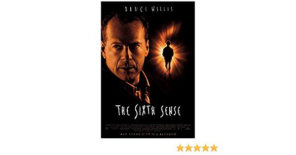 The Sixth Sense Classic Large Movie Poster Print