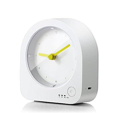 Batería reloj de mesa con intensidad regulable LED luz nocturna ...