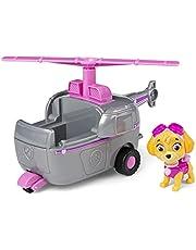 PAW Patrol, Helikopter met Skye-verzamelfiguurtje, voor kinderen vanaf 3 jr.