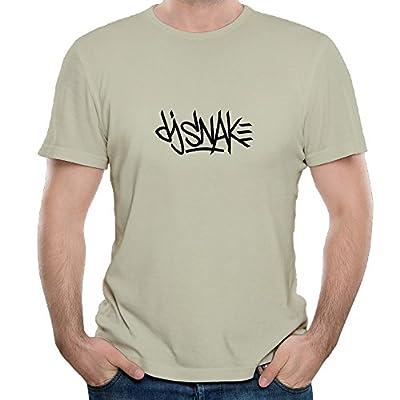 Men's DJ Snake Logo Short Sleeve Shirt.