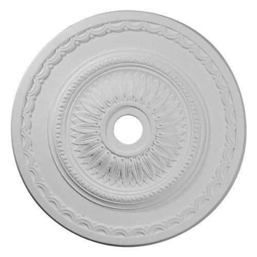 Ekena Millwork CM29SF 29 1/2-Inch OD x 3 5/8-Inch ID x 1 5/8-Inch P Sunflower Ceiling Medallion by Ekena Millwork (Medallion Sunflower)