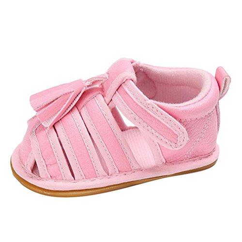 Vovotrade zapatos de algodón bebé recién nacido (Tamaño: 11, caqui)
