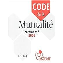 Code de la Mutualité 2005