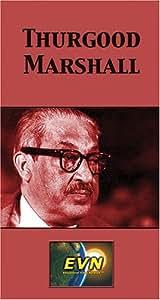 Thurgood Marshall [VHS]
