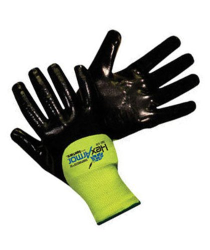 HexArmor Super Fabric SharpsMaster HV 7082 Needlestick Resistant Protective Gloves (Small)