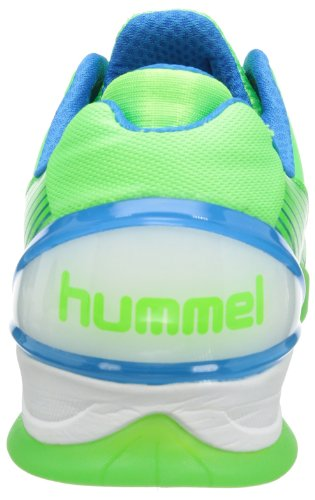 Hummel 60 6595 Green Unisex 048 Gecko Erwachsene Grün KARMA REBEL Hallenschuhe gUOgqxw4PA