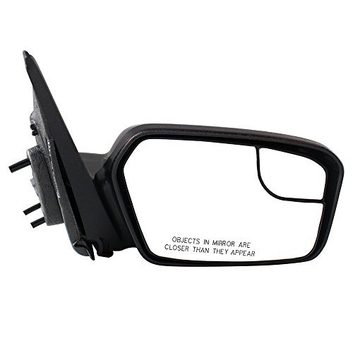 (Titanium Plus 2011-2012 Ford Fusion Front,Right Passenger Side DOOR MIRROR TEXTURE)
