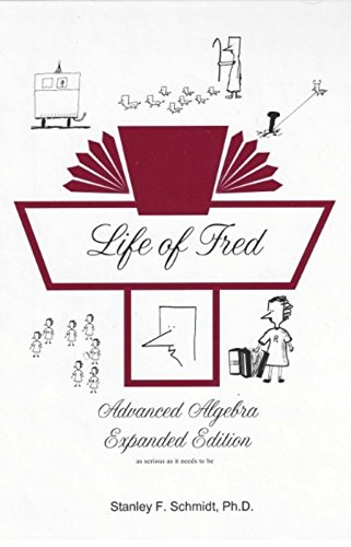 Download Life of Fred Advanced Algebra Expanded Edition ebook
