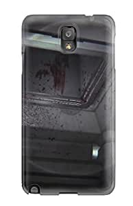New Arrival Premium Note 3 Case Cover For Galaxy (alien Isolation )