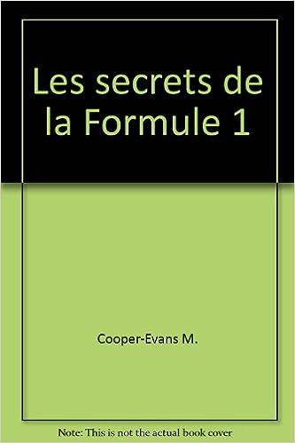 Livres gratuits Les secrets de la formule 1 pdf