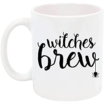 High Tide Mugs Witches Brew Halloween Mug
