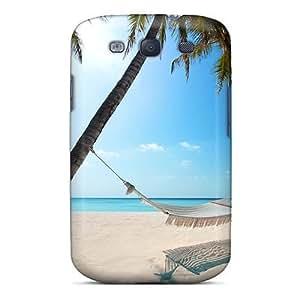 New Solitude Tpu Case Cover, Anti-scratch WonderwallOasis Phone Case For Galaxy S3