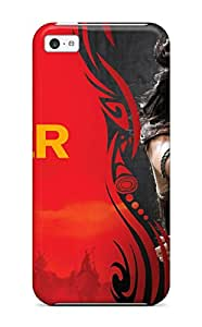 Series Skin Case Cover For Iphone 5c(lynn Collins In John Carter)