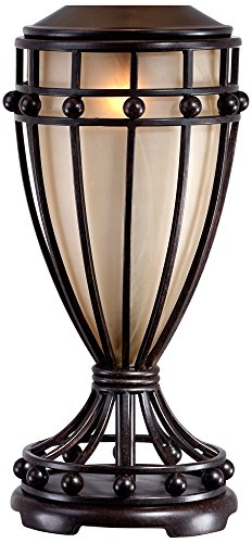Cardiff Iron Night Light Urn Table Lamp Buy Online In