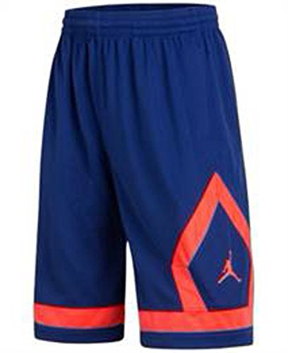 (Jordan Boys' Flight Graphic-Print Shorts Size XL $45.00 Blue)