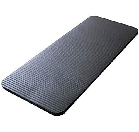 Exercise Pilates SportHome Small 15 Mm Thick and Durable Yoga Mat Anti-Skid Sports Fitness Mat to Lose Weight Elastic Cushioned