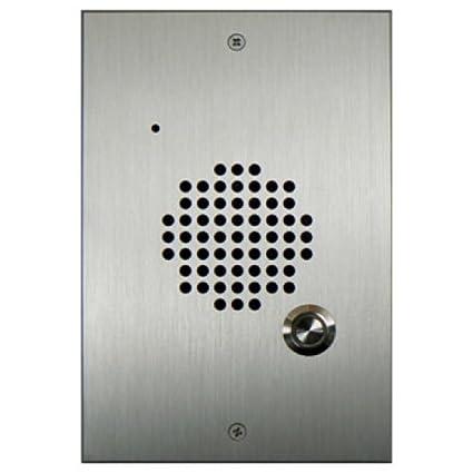 DoorBell Fon DP28 Extra Door Station M\u0026S Mount ...  sc 1 st  Amazon.com & DoorBell Fon DP28 Extra Door Station M\u0026S Mount Aluminum (DP28-NSM ...