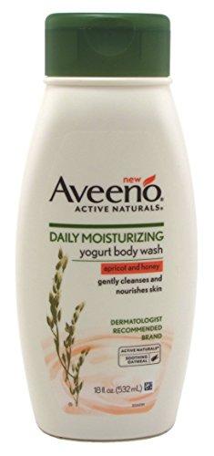 Aveeno Active Naturals Daily Moisturizing Body Wash 532mL - 3