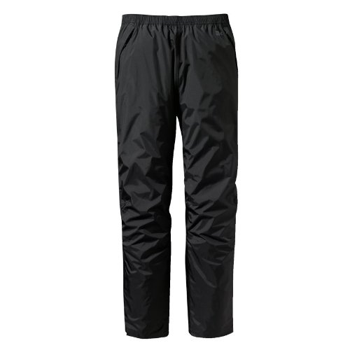 Patagonia Torrentshell Pants Black Large by Patagonia