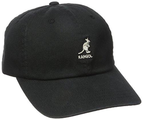 Adulto Black Washed Baseball Negro BK001 Unisex de Gorra Kangol Béisbol Yp8dwvYq