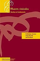 Effluents vinicoles. gestion et traitements