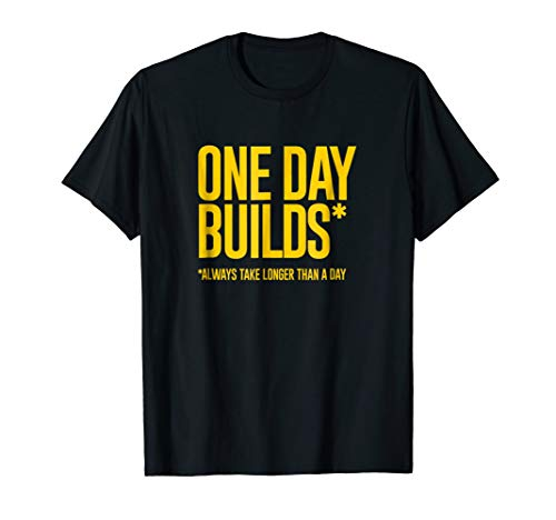One Day Builds, Savage Industries
