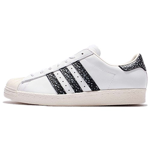 adidas Superstar 80s Scarpa white/off white