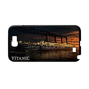 Generic With Titanic Unique Phone Cases For Girly For N7100 Samsung Choose Design 2