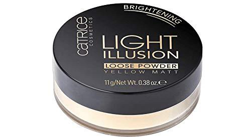 Catrice | Light Illusion Loose Banana Powder | Brightening | Radiant Light