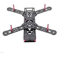 Glass Carbon Mixed Fiber Mini FPV 280 Quadcopter QAV250 V2 Frame Kit