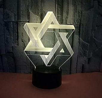 Lámpara de techo-proyector-lámpara Nuevo Creative Abstract Five ...