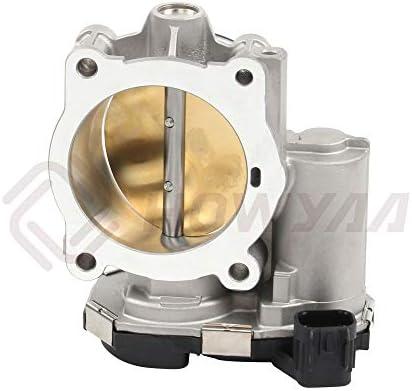 HOWYAA HVE72A 電子燃料インジェクションスロットルボディアセンブリ キャデラック SAAB 3.6 3.0 V6 交換用# 12616994 217-3103