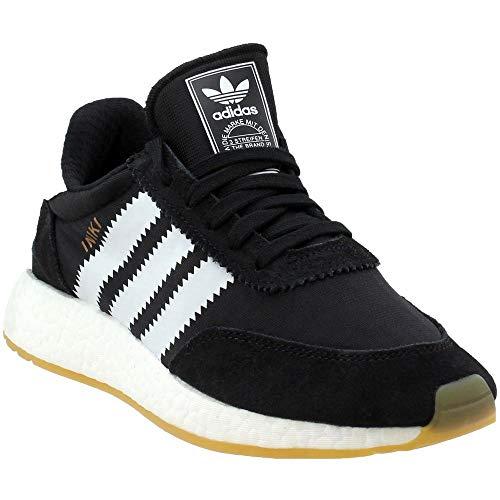 A Core Sneaker Uomo Adidas white Collo Runner Basso Iniki Black OtqROW0Z6