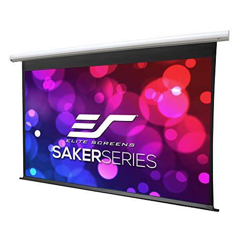 Elite Screens Saker B, 135-inch 16:9 with 18