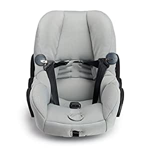 Munchkin Brica Car Seat Harness Magnet Clips, Grey