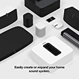 Sonos One (Gen 2) Two Room Set Voice Controlled