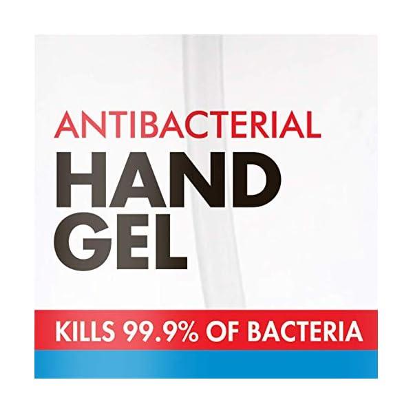 Zidac 500ml Hand Sanitiser 70 Alcohol Antibacterial Pump Top