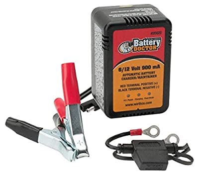 6/12 Volt Automatic Charger/Maintainer pack of 3