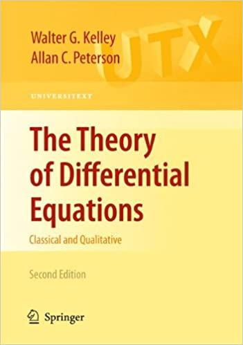 The theory of differential equations classical and qualitative the theory of differential equations classical and qualitative universitext 2nd ed 2010 edition fandeluxe Image collections
