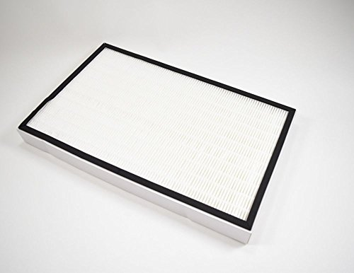 Kenmore 83195 Air Purifier HEPA Filter Genuine Original Equipment Manufacturer (OEM) Part Black and White