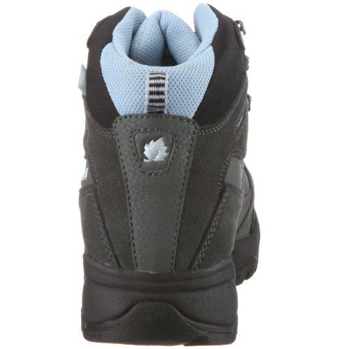 Lafuma LD ATAKAMA LFG1899 - Zapatillas de senderismo de ante para mujer Azul (Blau (3590))